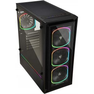 Gaming PC INTEL I5 9400F 4,20Ghz 6core - NVIDIA GTX 1650 4GB - RAM 16GB DDR4 3000Mhz XMP - SSD 480 GB Sata3 - Windows 10 Professional RGB